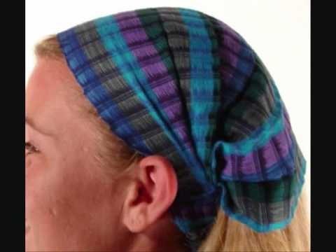 Hippie Headbands Too Cool For Words