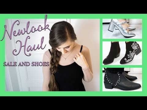 Newlook Haul Sale - Mostly Shoes!