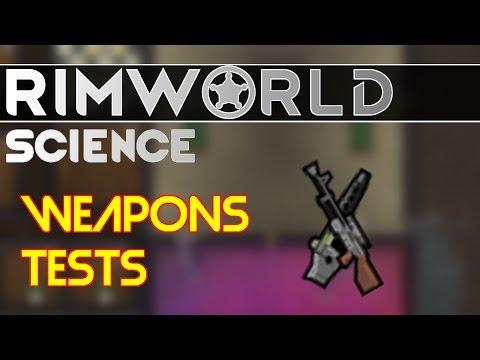 Download RimWorld Science: Comparing Guns — RimWorld Alpha