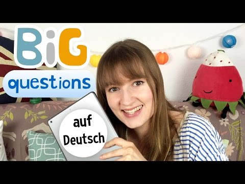 German test: Dubbing and back to Britain | Big Qs