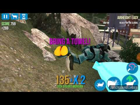 How to get space goat in goat simulator