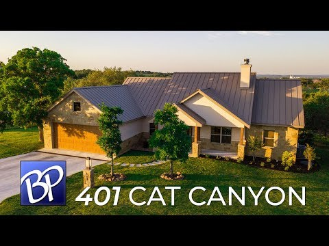 For Sale: 401 Cat Canyon Rd, Horseshoe Bay, Texas 78657