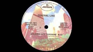 """Central Line - Walking Into Sunshine [12"""" Limited Edition]"""