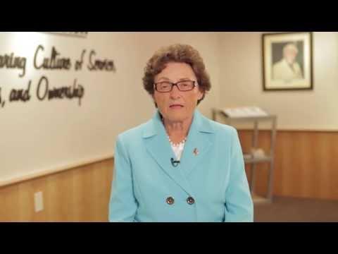 Jackie Trujillo | Acceptance Speech 2014 Ambassador of Hospitality Award