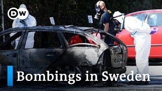 Sweden Are Bombings Becoming An Everyday Occurrence Focus On Europe