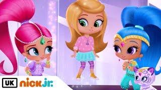 Shimmer And Shine Dream Dollhouse Nick Jr Uk Pakvim Net Hd