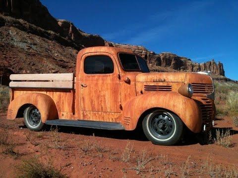 1945-Dodge-Pickup-Custom-Paint / Car for Sale