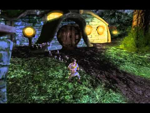 LOTRO Music: The Secret of Monkey Island - LeChuck song