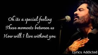 Darmiyaan Full Song with Lyrics| Shafqat Amanat Ali Khan| Clinton Cerejo|