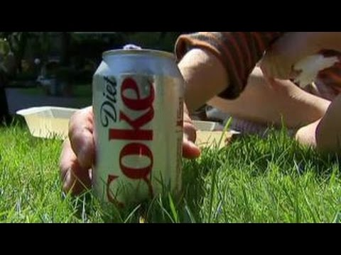 What happens to your body after you drink Diet Coke?