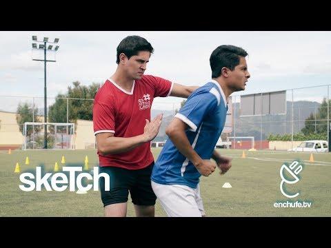#ElOtroLado - Escuela De Fútbol - Enchufe.tv