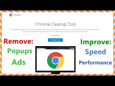 Completely Clean Up Popups, Ads on Google Chrome Browser