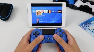 Download How to PLAY PS4 on your iPhone/iPad (EASY METHOD) (PS4 Remote Play) Video