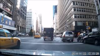 Bad Drivers of New York City + Suicidal Pedestrians, New Jersey