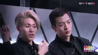 Idol Producer Ling Chao singing cuts COMPILATION (偶像练习生- 灵超