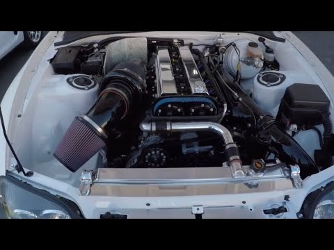 Car Events ep1: Titan Motorsports 9th Annual Open House 2K18