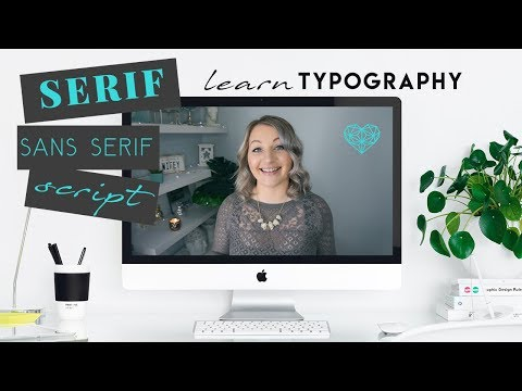 How to choose FONTS - Typography for your Brand | Brand Style TIPS 2017