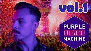 Cosmic PURPLE DISCO MACHINE! Best songs \u0026 remixes! Vol.1
