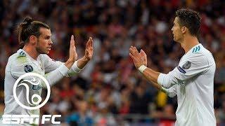 Whose Champions League bicycle kick goal was better: Gareth Bale or Cristiano Ronaldo?   ESPN FC