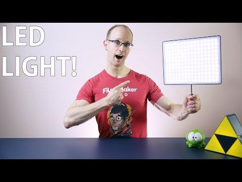 YONGNUO YN600 AIR - LED Video Light Review