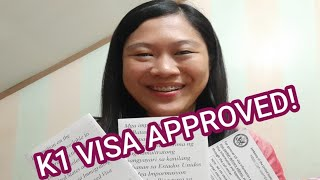K1 VISA 2019 MEDICAL EXAM EXPERIENCE PASSED! (TAGALOG) + MY