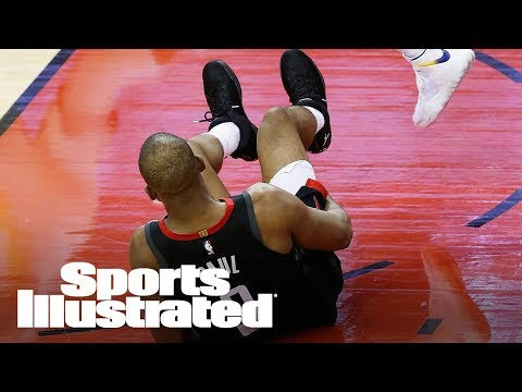Will Chris Paul's Injury Sink Rockets Against Warriors? | SI NOW | Sports Illustrated