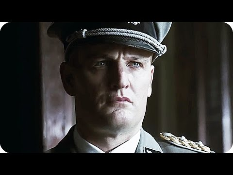 HHhH Trailer (2017)  Rosamund Pike, Jack O Connell Nazi Thriller