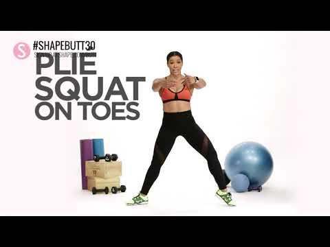 Week 3: 30-Day Butt Challenge | SHAPE