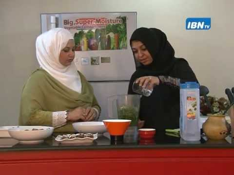 01 Ramadhan Episode Date Bar Chilly Chicken Mint Drink