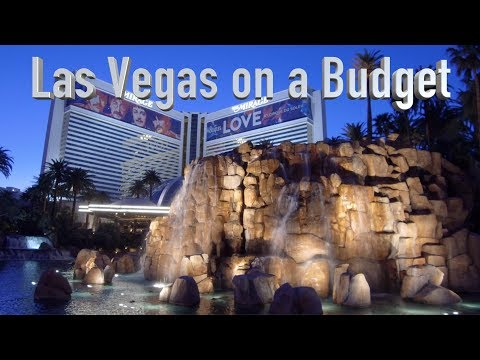 Las Vegas Strip & Fremont St  On a Budget