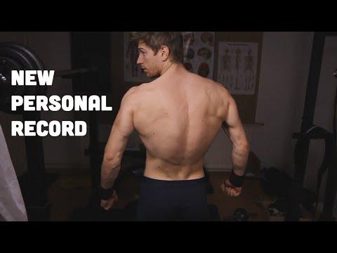 DEADLIFT: New PERSONAL RECORD!