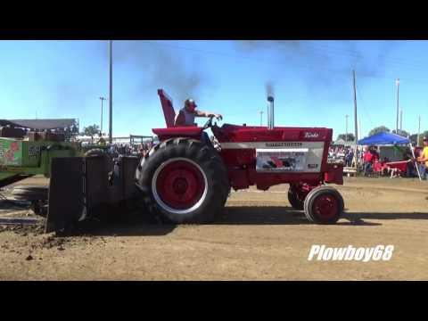 11,500lb 2 Hot 2 Farm Tractors in New Vienna, IA 9-11-2016