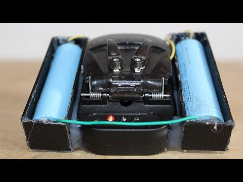 How to make a battery charger