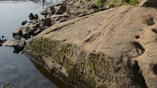 The Drought That Revealed A Dark Medieval Message