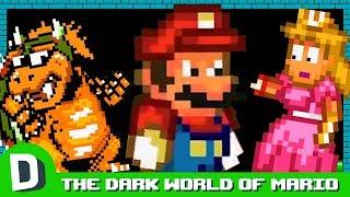 The Dark World Of Mario Dorkly Bits