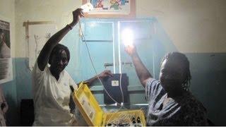 CNN Hero: The solar suitcase