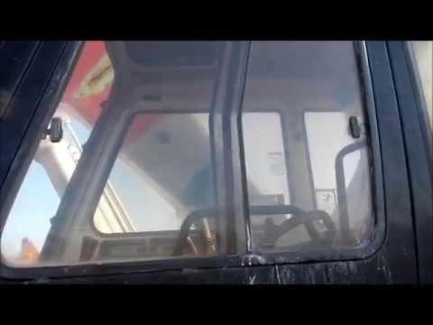 Restoring Plexi Glass Windows In the Excavator