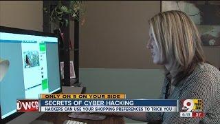Secrets of cyber hacking