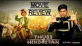 Thugs of Hindostan movie review by Vj Abishek   Aamir Khan   Amitabh Bachan   Open Pannaa
