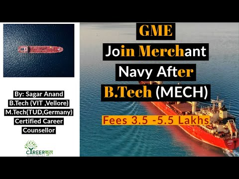 How to join merchant navy after b.Tech mechanical engineering?