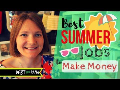 Top 10 Ways to MAKE MONEY This Summer ☀️