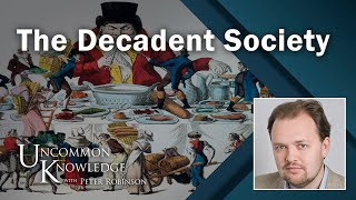 Ross Douthat's Decadent Society