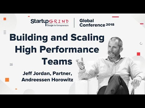 Building and Scaling High Performance Teams