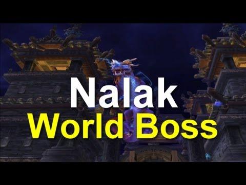 Nalak - [World Boss] - Isle of Thunder- World of Warcraft: Mists of Pandaria