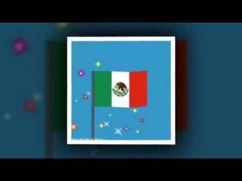 Animated Flags Display Pictures for BBM | Banderas Animadas para el PIN