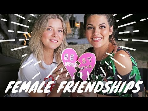 The Importance of Female Friendships (ft. Meghan Rienks) | Pour Decisions With Candace