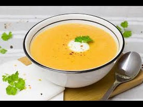 Parsnip soup recipe easy