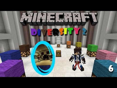 Minecraft Map : Diversity 2 (Part 6) - Escape Branch