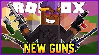 New Guns Island Royale Code Update