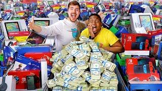 Spending $1,000,000 In 24 Hours